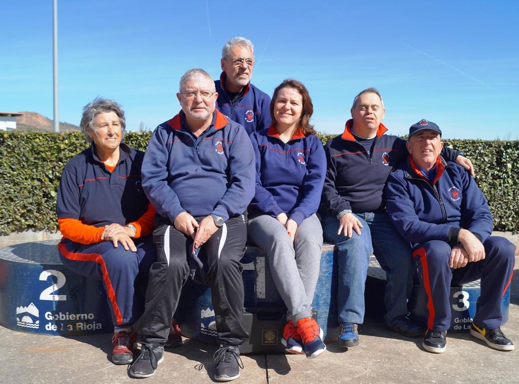 Otra foto de grupo