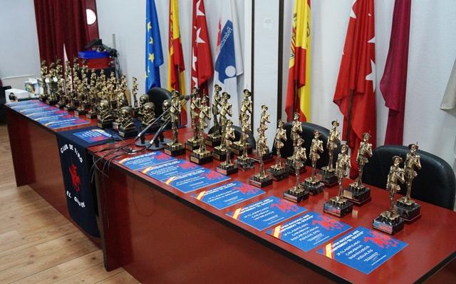 Mesa-trofeos