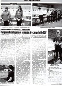 Cto. España Aire 2017. Semanal Puerta Madrid