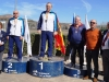 Tercer clasificado veteranos seniors Santiago Gómez
